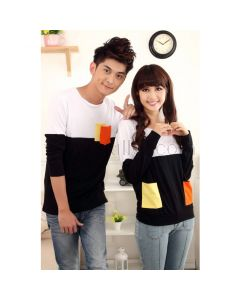 Korean Fashion His and Hers Long Sleeve Shirts for 2