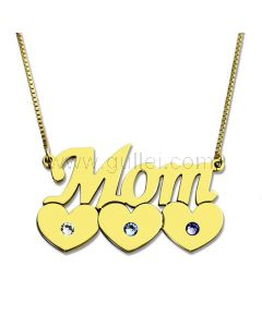 Custom Name Necklace Gift for Mother