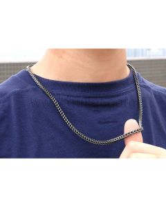 Thick Miami Cuban Chain Necklace for Men