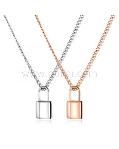 Locks Necklaces Birthday Gift for Best friends