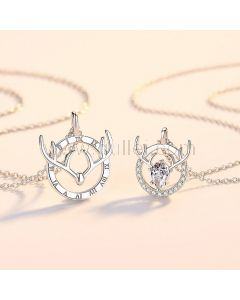 Best friends Matching Necklaces Birthday Gift