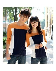 Cool Designs Couples Long Sleeved Shirts for 2