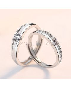 Promise Matching Rings for Him and Her