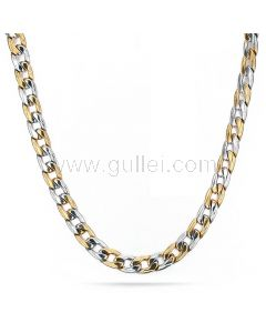 Chain Necklace for Men Anniversary Gift for Him 60cm