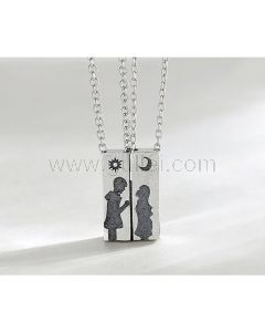 Proposal Magnetic Necklaces Gift for Girlfriend Boyfriend
