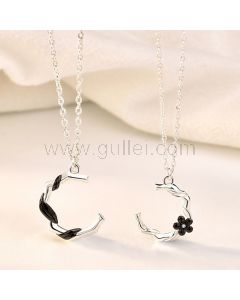 Matching Necklaces Gift Set for Best Friends