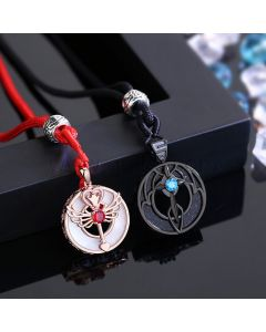 Angel Wings Friendship Necklaces Set for 2