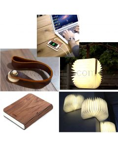 Unique Christmas Gift Portable Phone Charger and Lamp