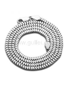 Gold Plated Sterling Silver Mens Chain Gift
