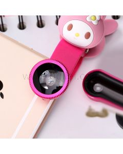 Cute Mobile Phone HD Camera Lens Gift for Her