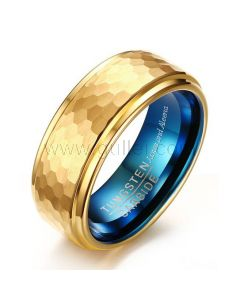 Customized Guys Promise Ring Christmas Gift for Him