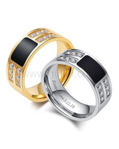 Custom Anniversary Rings Gift for Him and Her