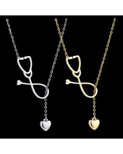 Matching Necklaces Gift for Doctors