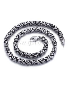 Thick Stainless Steel Mens Chain 60cm