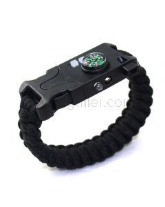 Best Survival Paracord Bracelet Gift for Camping Lovers