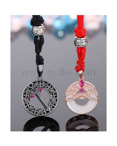 Popular Couple Necklaces Gift for Him and Her