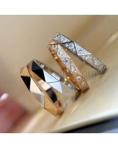 Personalized Couple Wedding Bands Set for two