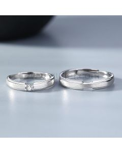 Custom Promise Rings for Him and Her