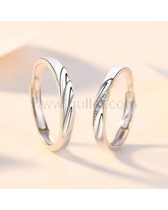 Personalized Couple Rings for Him and Her