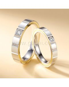 Custom Wedding Bands for Him and Her