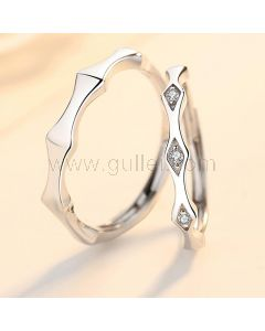 Matching Couple Rings for Men and Women