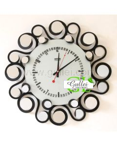 Abstract Hanging Wall Clock Home Decor