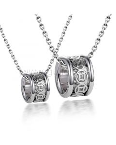 Matching Married Couples Pendants Necklaces Jewelry