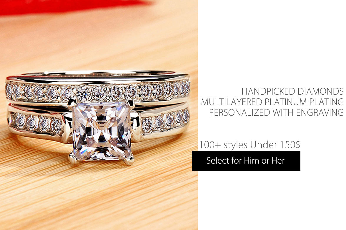 c878f19442 Gullei.com offers Personalized Couples Jewelry, Names Engraved ...